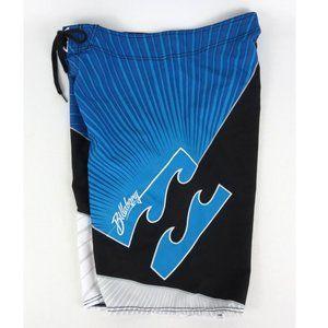 Billabong Andy Irons Rising Sun Sz 32 Board Shorts